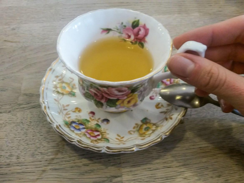 independent people english tea