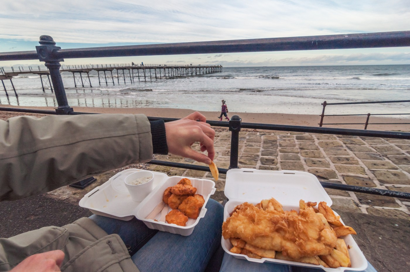 independent people fish n chips