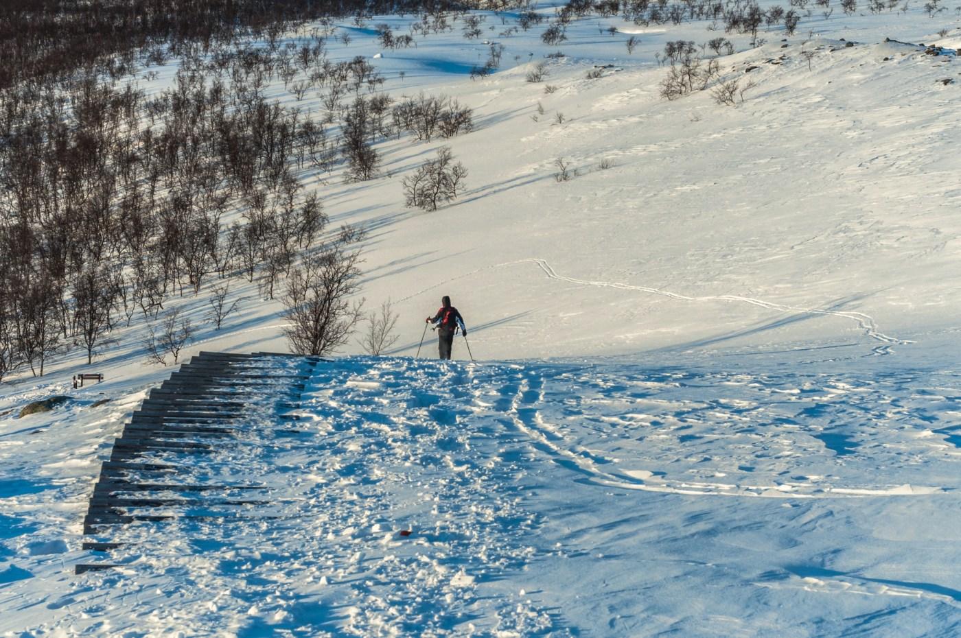 Arctic Hiking, Finland