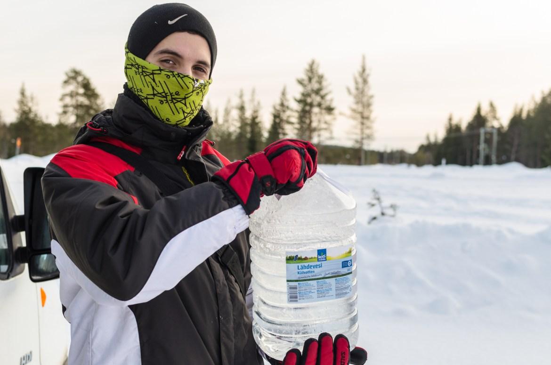 Finland & Norway Winter Road Trip.