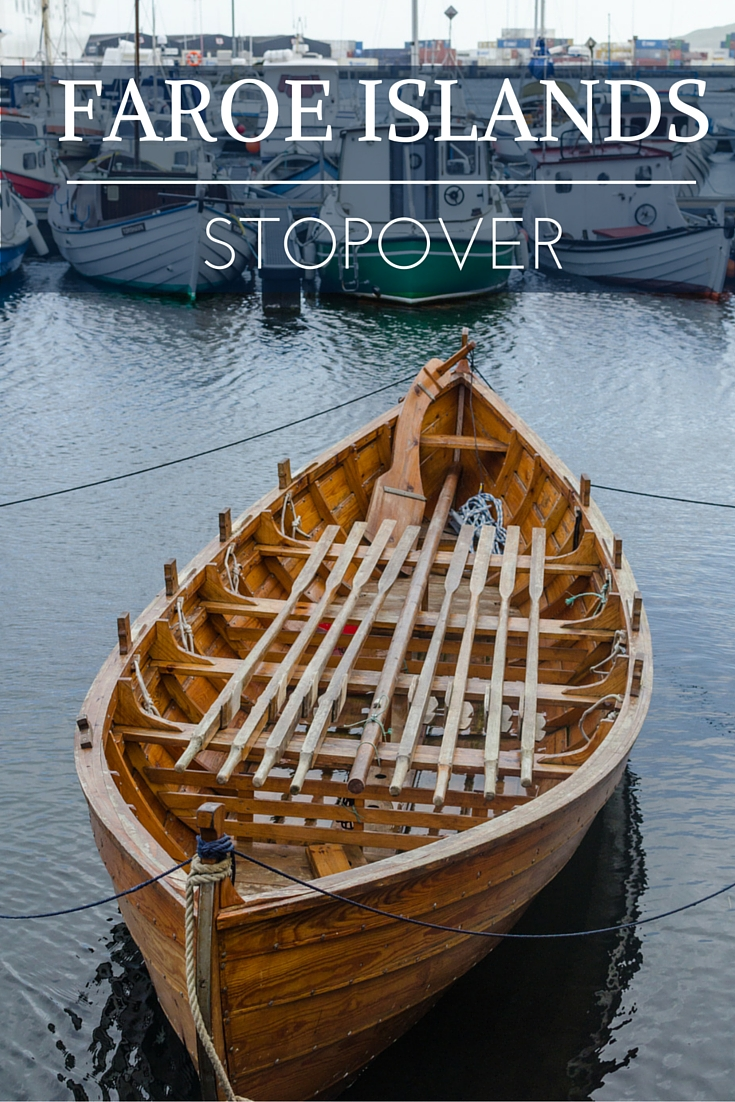 Faroe Islands: Stopover
