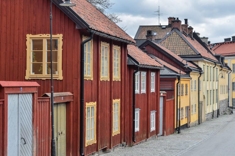 Stockholm old streets