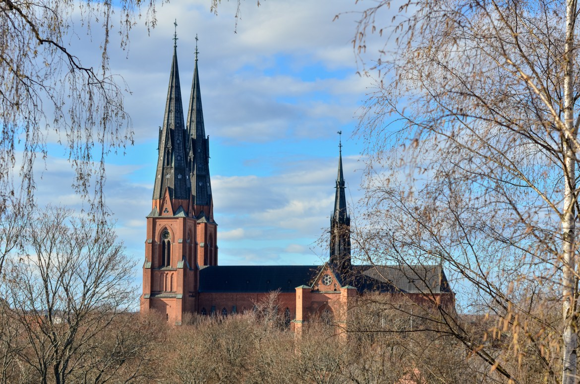 Uppsala Cathedral, Sweden