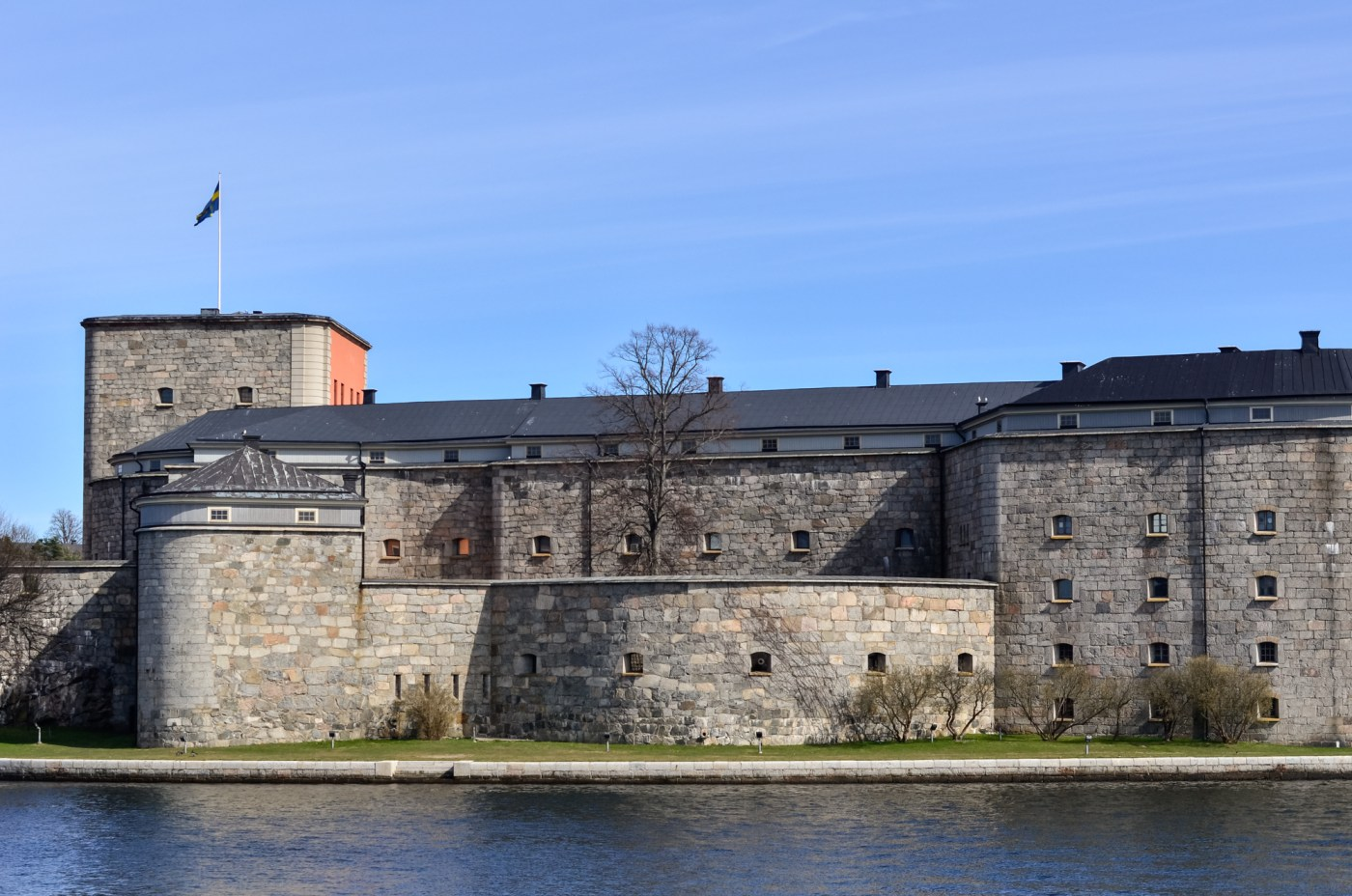 Vaxholm fortress, Sweden