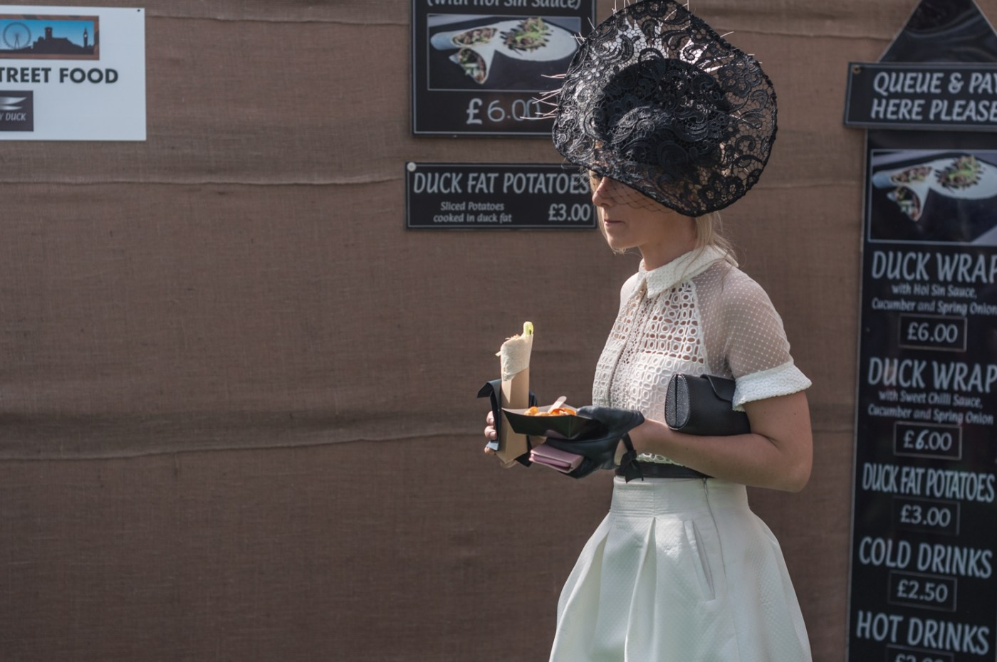 Grand National: Ladies Day