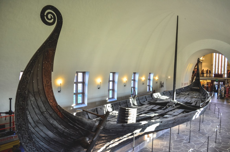 Oslo Viking Ship