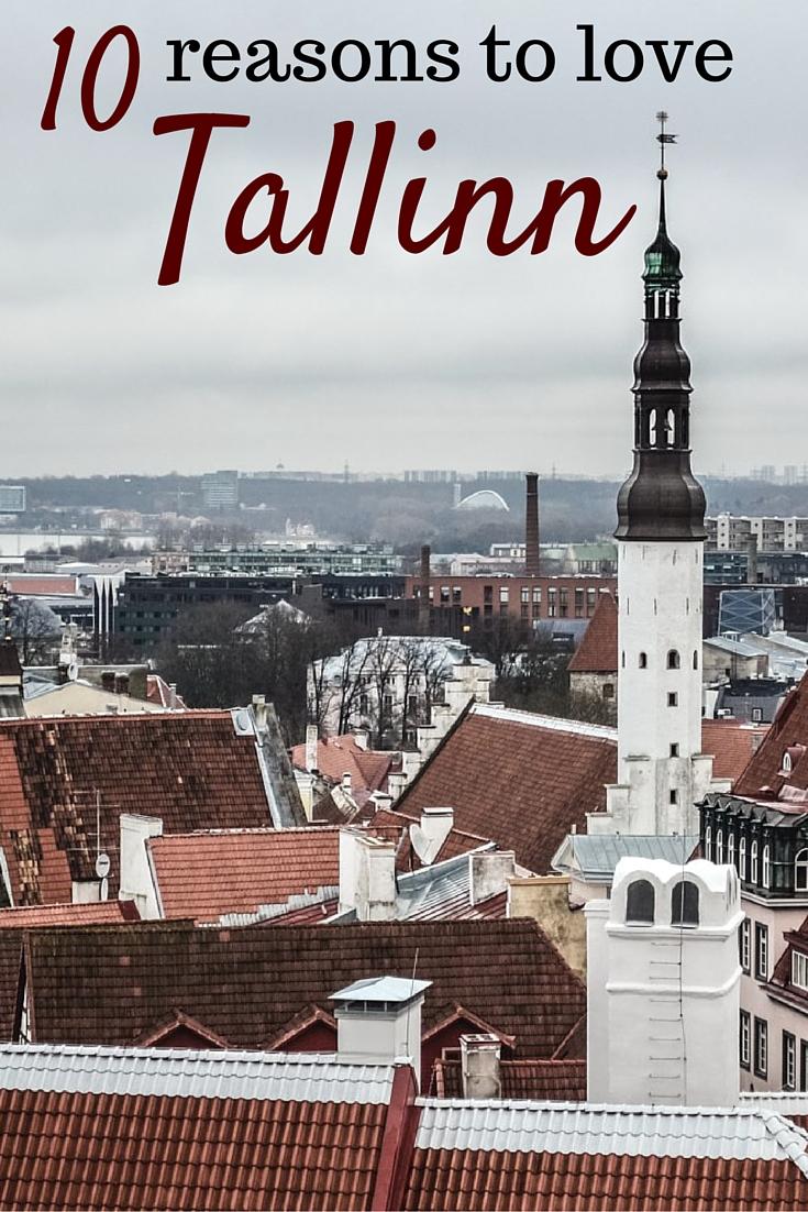 10 reasons to love Tallinn