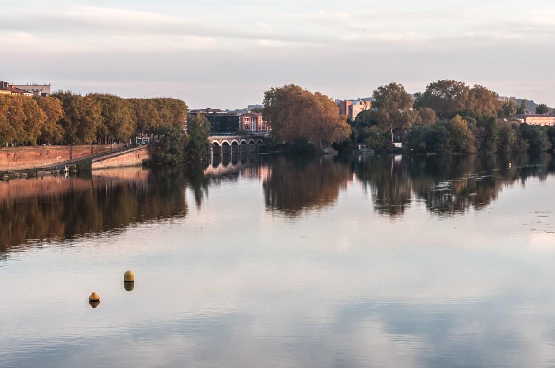 autumn in Tolouse