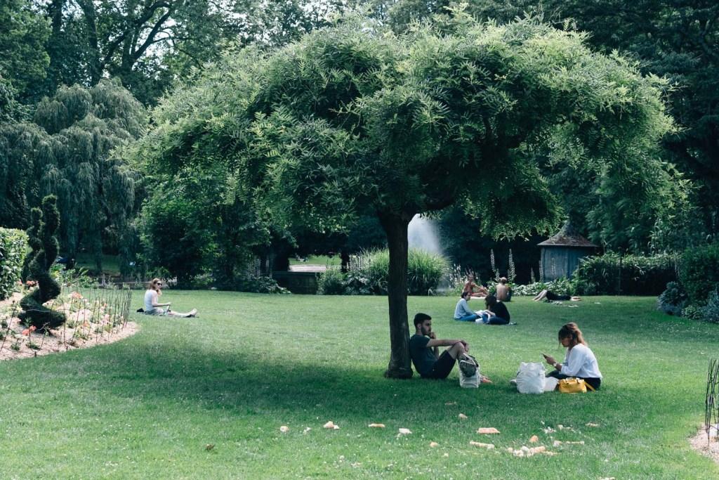 Jardin des Plantes, Toulouse