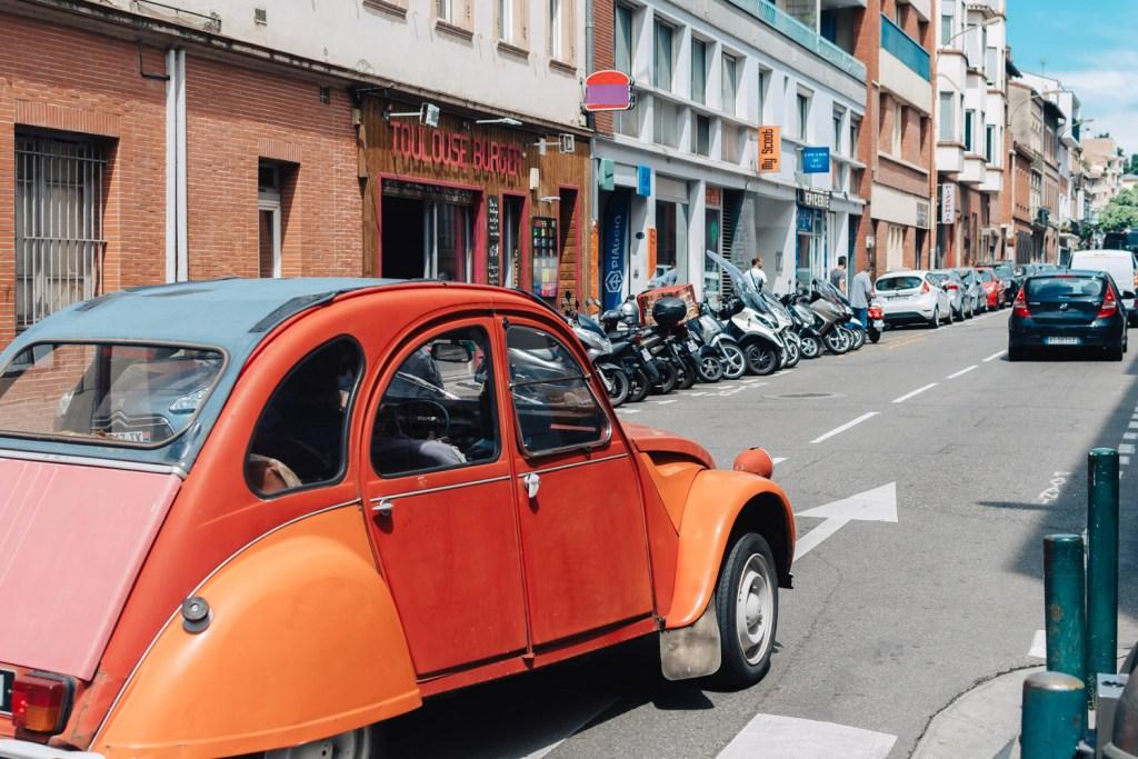 2CV, Toulouse