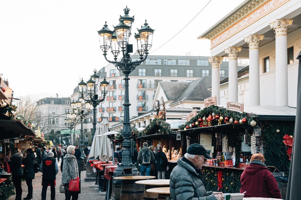 Germany, Christmas Markets, Baden-Baden