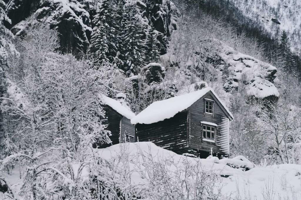 Norway winter