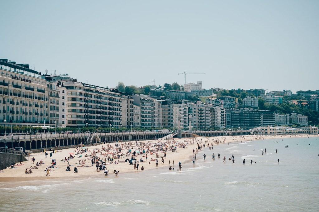 Car Rental San Sebastian To Biarritz
