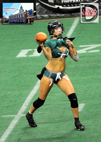 Passion Complete Undefeated Lingerie Football League Season with Rout 4d78bf26d