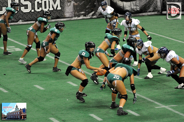 Rout With Undefeated Passion Football Complete Lingerie League Season lKJTFc135u