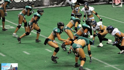 0106da8d4 Passion Complete Undefeated Lingerie Football League Season with Rout