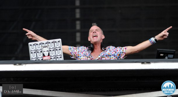FATBOY SLIM at Ultra 2013