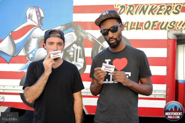 The Knocks rep Independent Philly