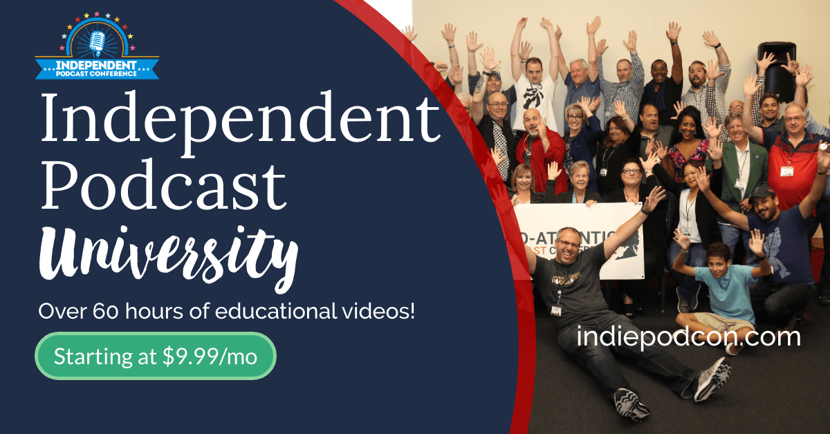 Independent Podcast University