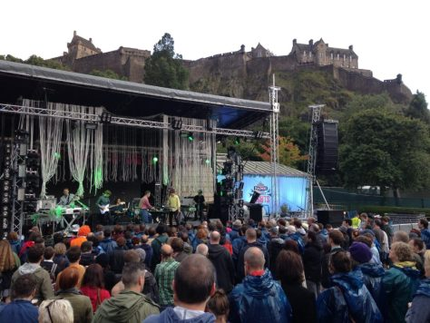 edinburgh international festival complaints