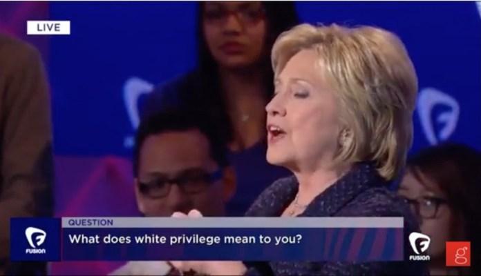 Hillary white