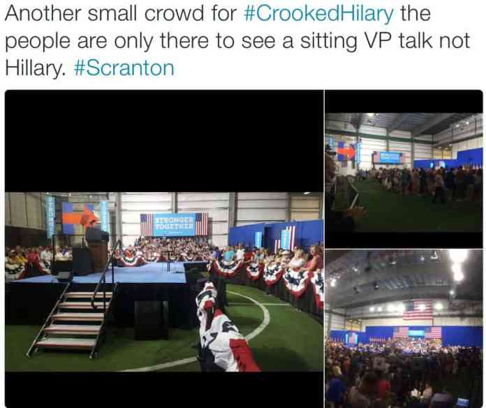 Scranton-Hillary