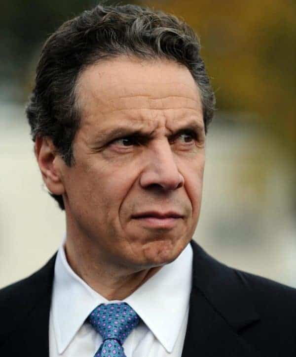 Governor Cuomo, file photo