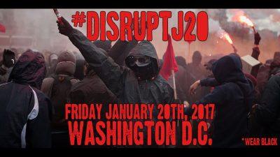 DisrupteJ20 poster