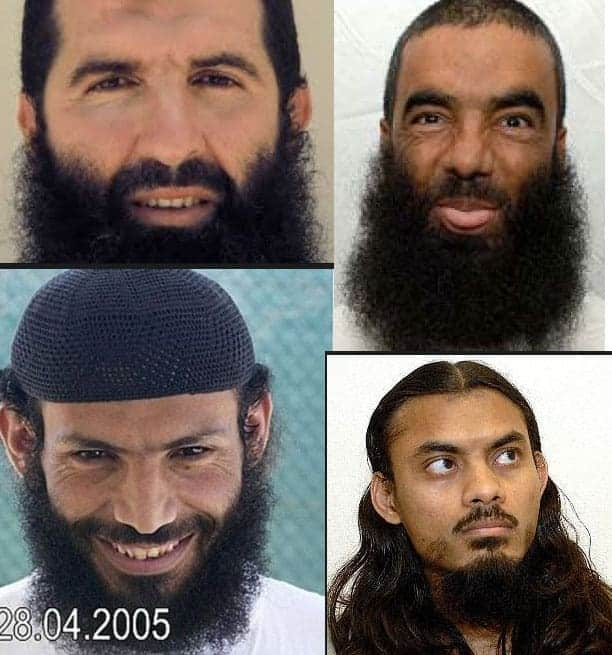 GITMO detainees Obama will release