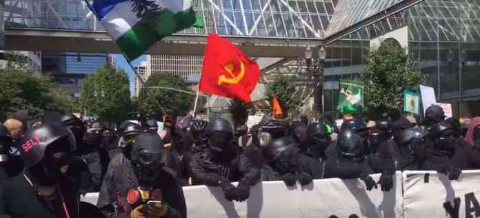Image result for antifa portland