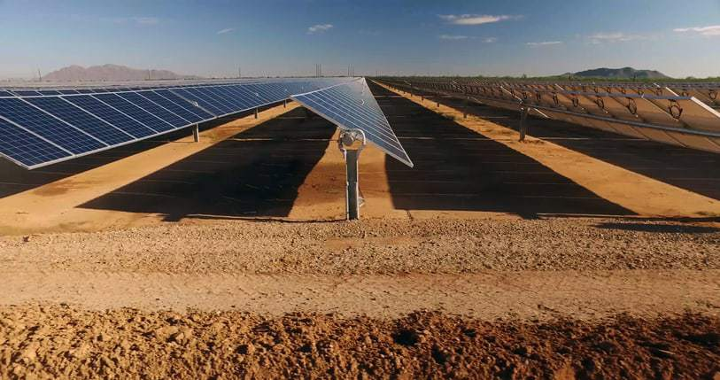 Uh Oh, Scientists say some solar farms can contribute to global warming