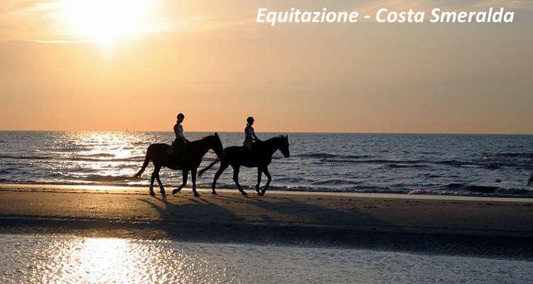 Sport Costa Smeralda equitazione