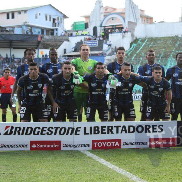 Participando en Copa Libertadores de América 2016