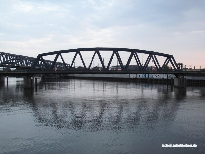 Brücken Oberhafen