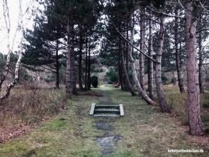 Friedhof in List auf Sylt