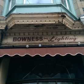 Bowness Lightning
