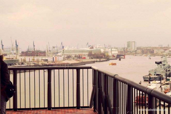 Hafenblick Elbphilharmonie