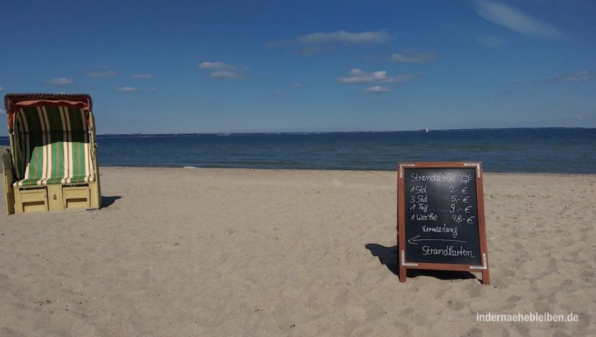 Strandkorbverleih