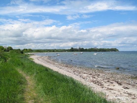 Bucht von Habernis Au