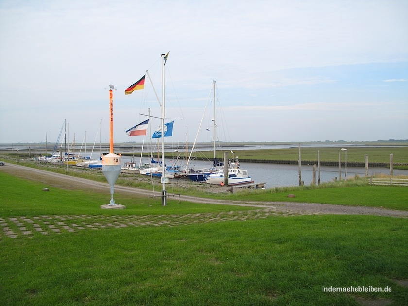 Hafen St. Peter Ording