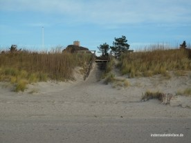 Goting Kliff Strandzugang