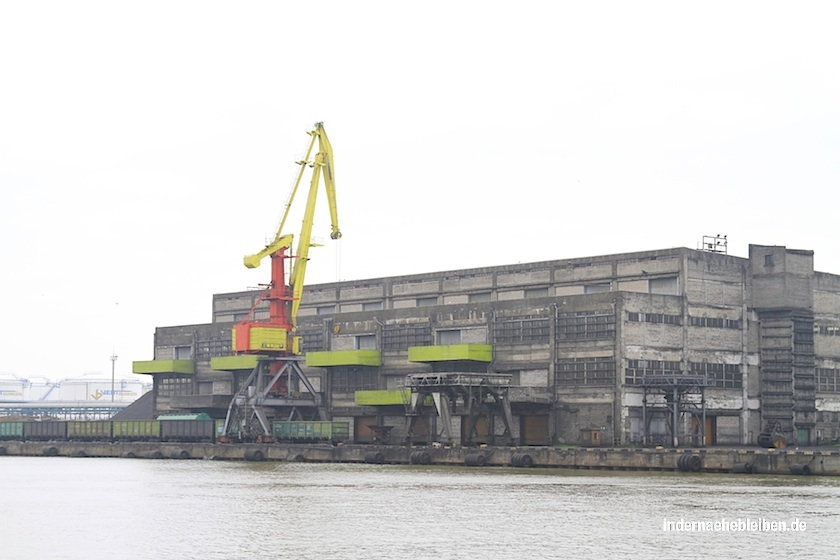 Ventspils Hafen