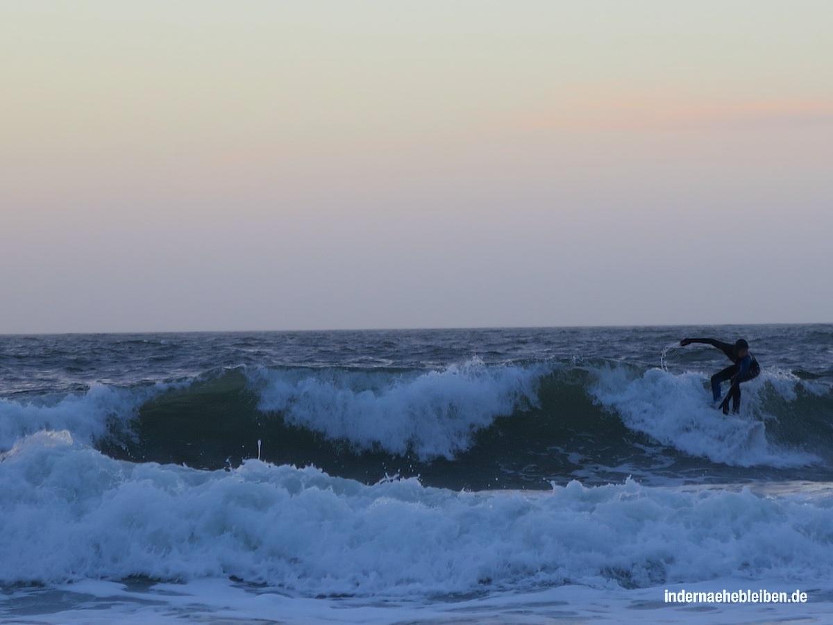 Schön extrem und gut für die Balance: Sylt im November