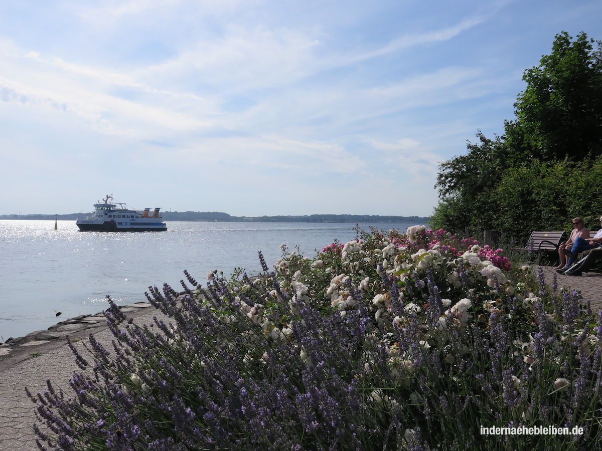 Strandlust wie in der Landlust: Heikendorf und Möltenort