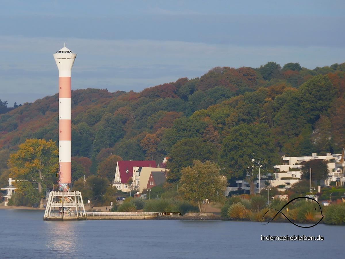Elbansichten: zwischen Hamburg und Brunsbüttel