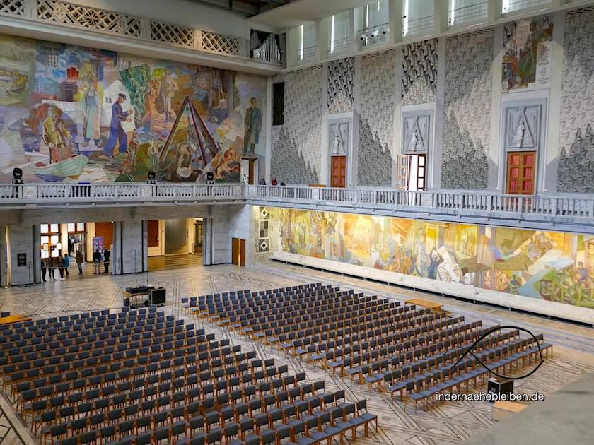 Rathaussaal Oslo