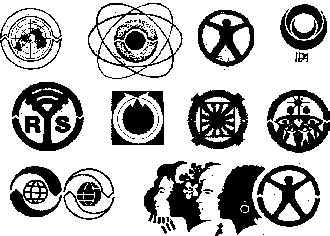 Znaky a symboly sekty Moona
