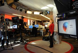 Launch of BBC Persian TV