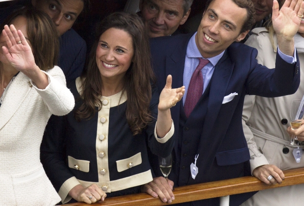 Goodbye to LOLs? Pippa Middleton is reported to have taken legal action against a spoof twitter account (Pic Angus Mordant/Demotix)