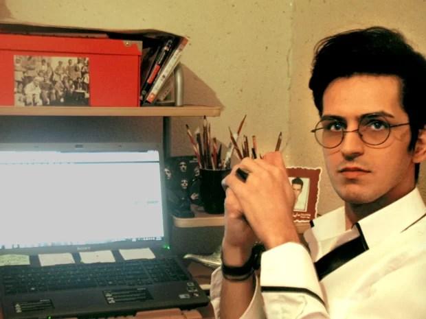 Payam Feili (Photo: Nogaam)